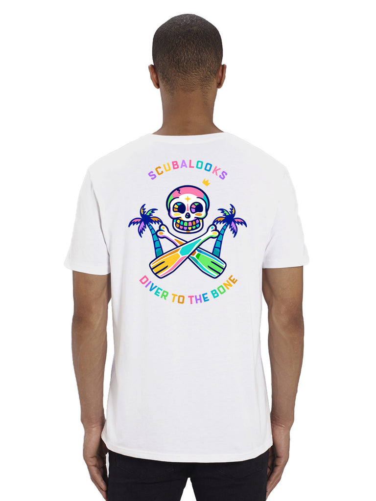 Diver To The Bone Tee
