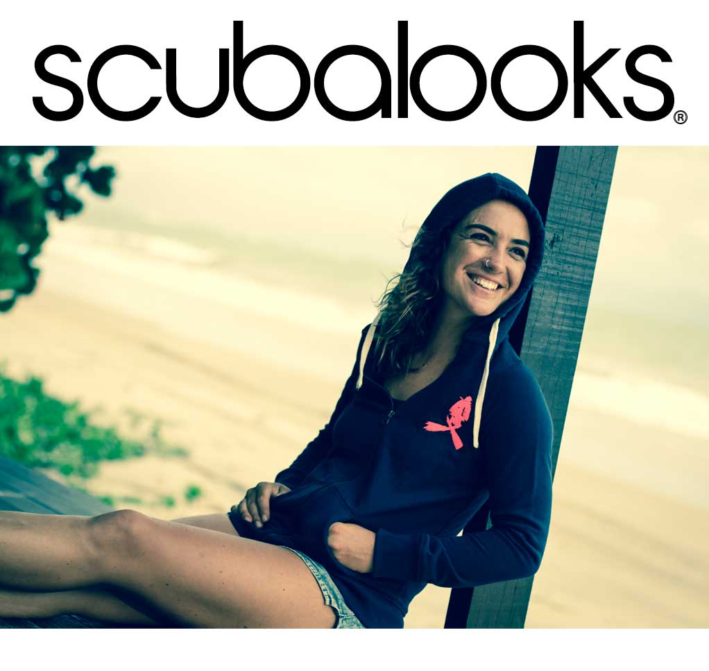 scuba diving brand clothing