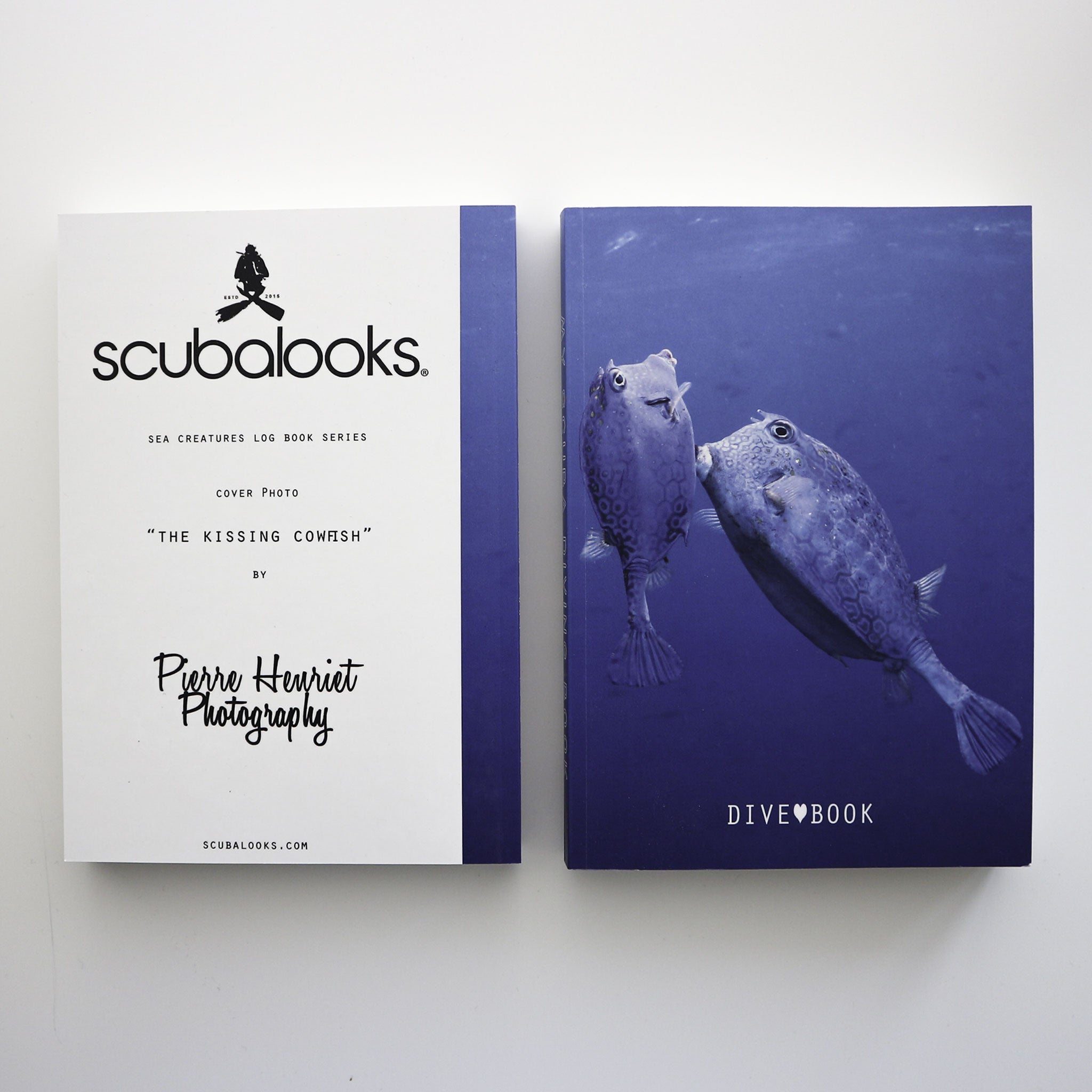 Dive Logbook Scuba Diving Book