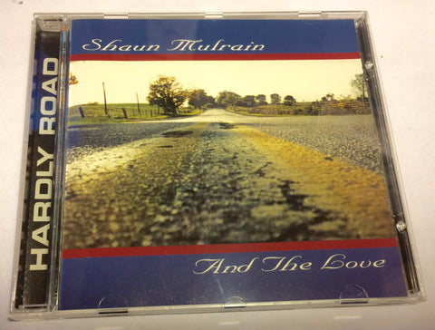 Shaun Mulrain - Hardly Road -  1996