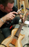 Guitar Repair & Customization from