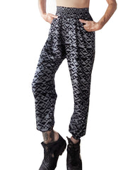 Tribal print Relax pants