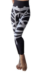 Cyborika high waisted legging