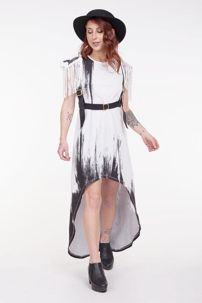 Wabi-Sabi Hi- Low dress