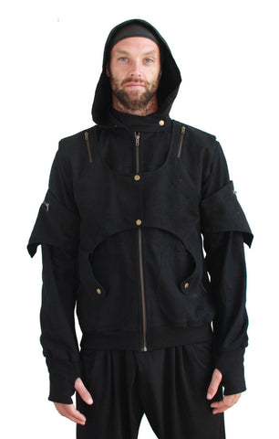 Rama Canvas Layered Jacket (Men's)