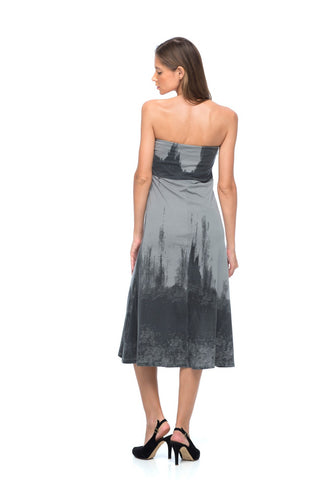 Wabi-Sabi Long Dress Skirt WLS-A