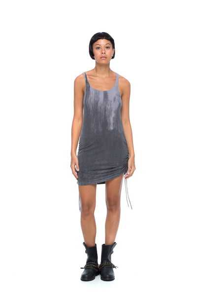 Wabi-Sabi Pencil Tunic Dress