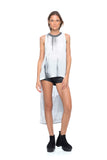 Wabi-Sabi Long Tail Top WLTT-A