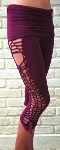 Side cut out Legging