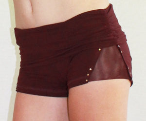 Pyramid High Waisted Shorts