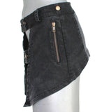 Saki Layered Shorts