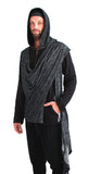 Wrap Jacket (Men's knit)