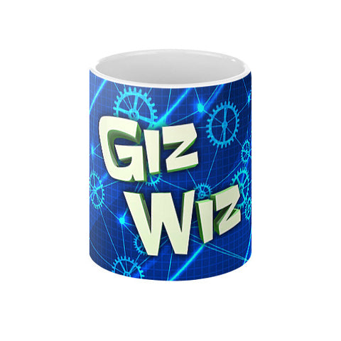 The Giz Wiz Mug