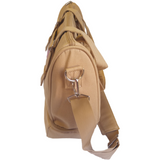 Crossbody Purse in Tan for Oxygen Tanks - O2TOTES