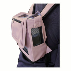 Oxygo Next Backpack-Lightweight backpack with extra pockets, fits both standard & extended battery - O2TOTES