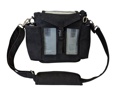 Inogen One G3 Carry & Crossbody Bag in Black - O2TOTES