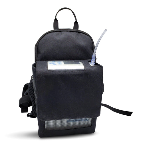 Inogen one G5 Backpack-Slim & Lightweight Design in Black - O2TOTES