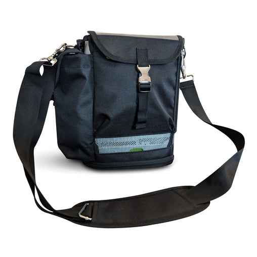 SimplyGo Mini Carry Bag in Black - O2TOTES
