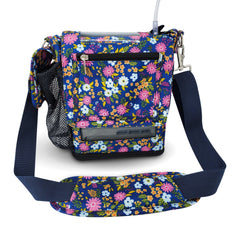 Oxygo Next Carry Bag, custom carry bag in floral - O2TOTES