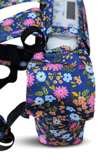 Oxygo Backpack in Flower Print - O2TOTES