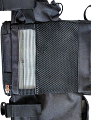 Oxygo Fit Backpack in Black - O2TOTES