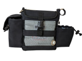 Inogen One G4 Hip Bag in Black (also fits Oxygo Fit unit) - O2TOTES