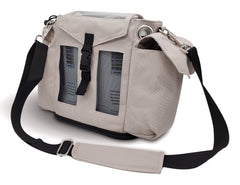 Inogen One G3 Carry & Crossbody Bag in Tan - O2TOTES