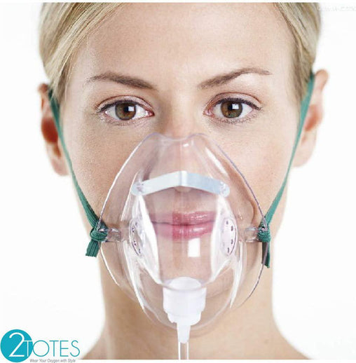 oxygen face mask - O2TOTES