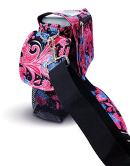 Oxygo Next Carry Bag in Paisley Print - O2TOTES