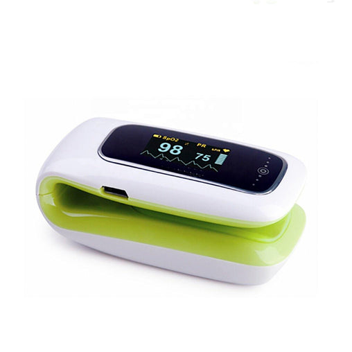Wireless Fingertip Pulse Oximeter - O2TOTES
