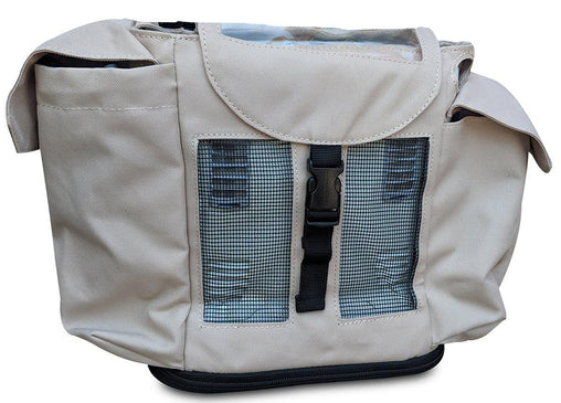 Oxygo Backpack in Beige - O2TOTES