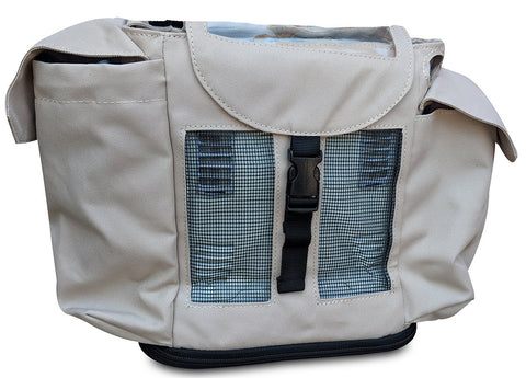 Inogen one G3 Backpack in Beige - O2TOTES
