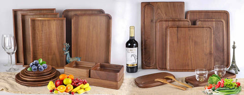Why Walnut Makes for the Best Cheese Boards, Handle Boards & More