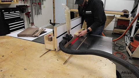 cutting-strips-at-table-saw-VI