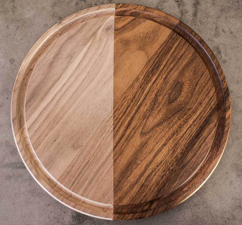 seasoning wood cutting boards serving tray decorative trays dinner plates
