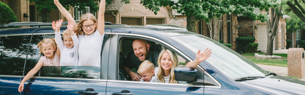 THE 5 THINGS YOU NEED TO KNOW FOR TAKING ROAD TRIPS WITH KIDS