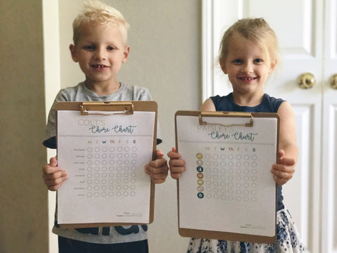 Summer Schedule Themes Free Printable for Kids