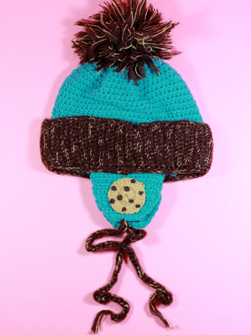 Chocolate Chip Cookie Hat