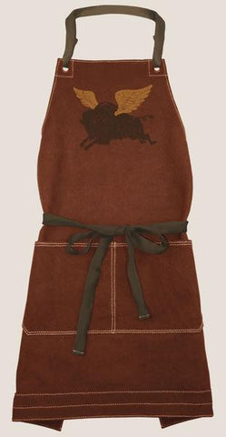 Flying Buffalo - Canvas Shop Apron