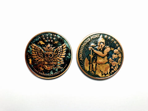 Executioner Copper Coin