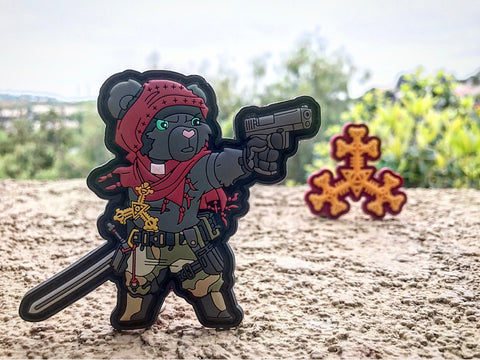 Exclusive Tactical Teddies - Priestess Mary