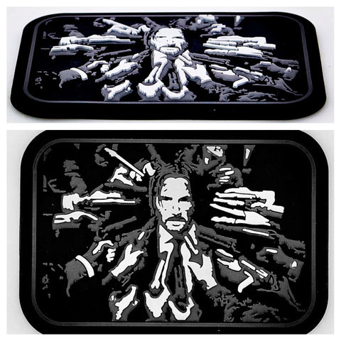 Exclusive John Wick 2 3D Patch only or Patch/Sticker Sets - Limited Run