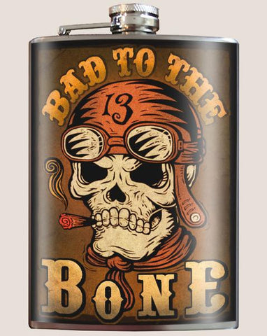 Bad to the Bone - Flask