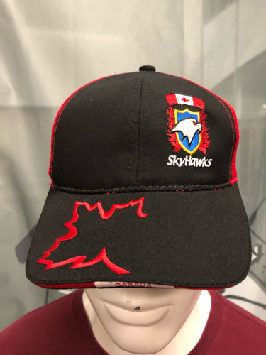SkyHawks Adjustable Hat, Mesh Back