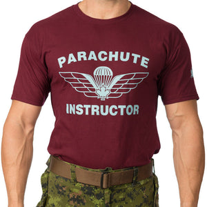 Parachute Instructor T-Shirt