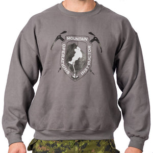 Mountain Operations Instructor Sweat Shirt