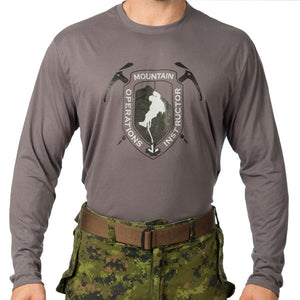 Mountain Operations Instructor Long Sleeve T-Shirt