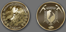 The Mountain Operations Instructor's Coin