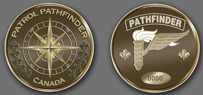 The Patrol Pathfinder's Coin