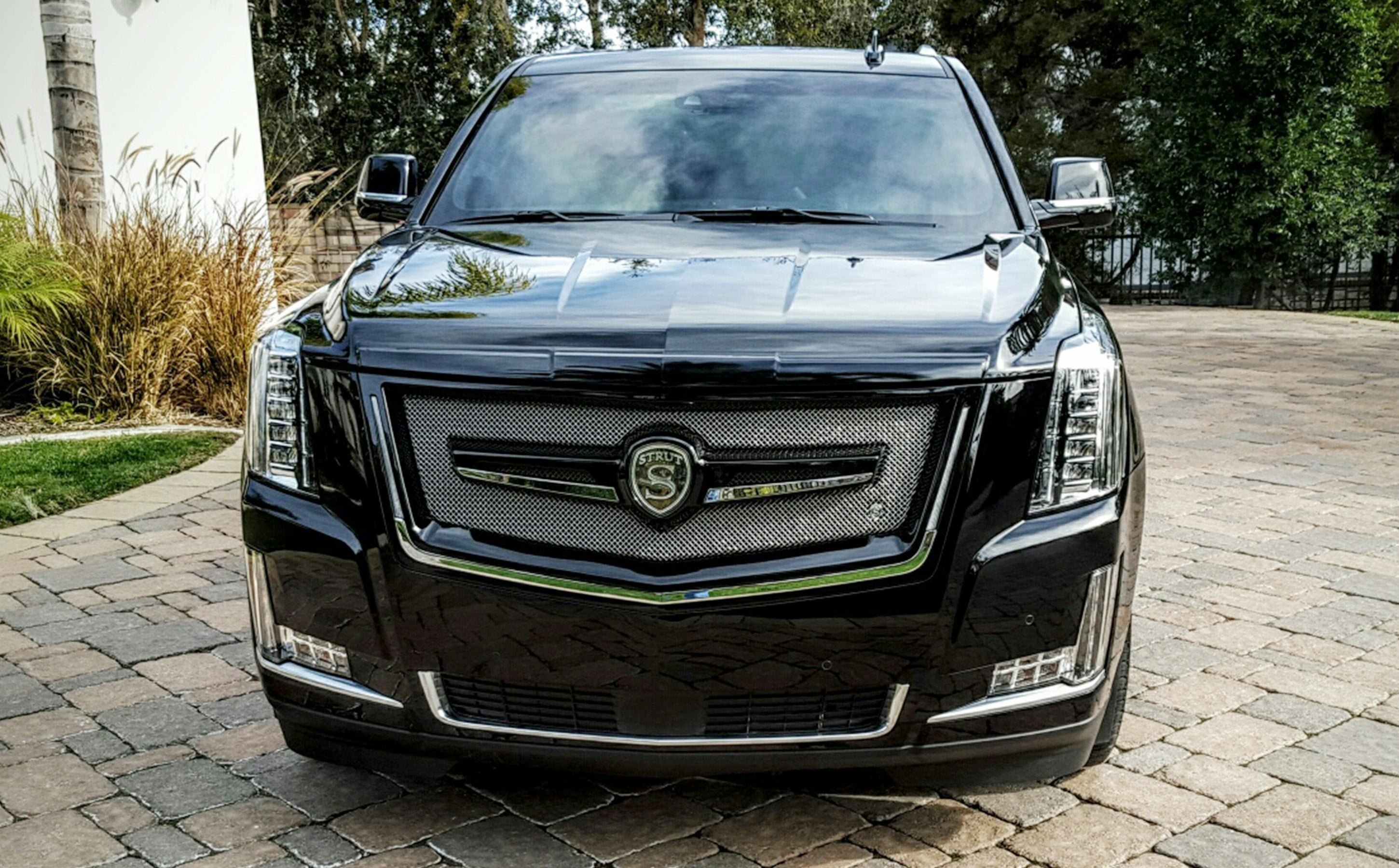 tire escalade accessories vogue custom cadillac on tires style